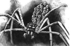 Pfui Spinne - Orakel sahen auch schonmal hübscher aus
