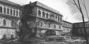 Das Schloss am Arsch der WeltBusen der Natur: Iljan Strobanoffs Domizil, von N.N.