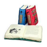 Bücherkissen