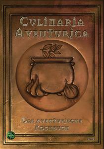 Culinaria Aventurica Cover Tristan Denecke