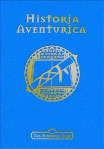 Historia Aventurica Cover Tristan Denecke