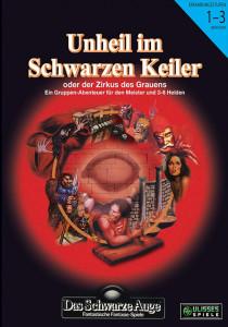 Cover Unheil im Schwarzen Keiler
