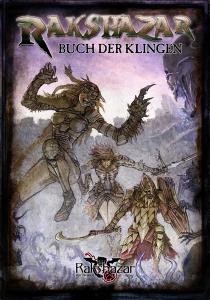 Buch der Klingen Cover