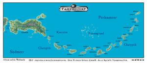 Der Nordrand des Südmeers: Die Südküste Aventuriens und der Waldinseln ().