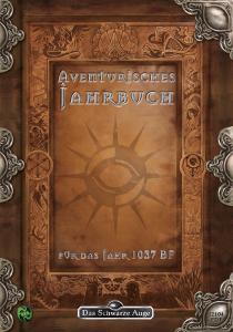 Aventurisches Jahrbuch 1037 Cover