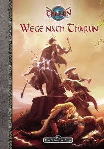 Wege nach Tharun Cover