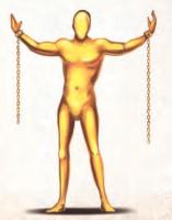 Gefährdet keine Altersfreigabe: Die Statue des Namenlosen