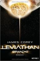 Leviathan erwacht Romancover