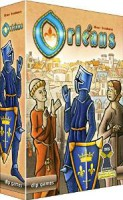 Orleans Spielcover