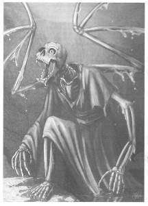 Das Auge des Namenlosen in den Tiefen finsterer Kavernen ist hier nicht etwa Endgegner sondern nur alter Bekannter (Xarothanos von XXKünstlerXX)