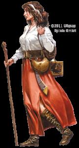 Archetyp - Krötenhexe