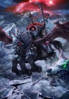 Das wäre fast schief gegangen: Geplantes Cover im Warhammer-Design.