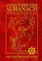 Nur außen in Farbe: der alte Almanach