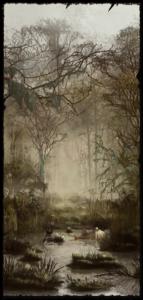 """Und hier ein tolles Bild der Svellter Sumpfwälder. Wie, südlicher Dschungel? """"Blätter"""" (Bild von ?)"""