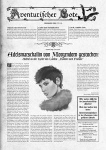 Cover Aventurischer Bote 176