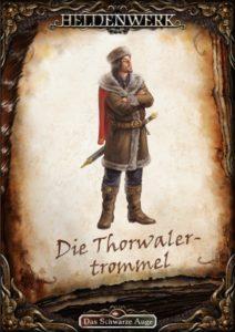 Cover Heldenwerk AB Thorwalertrommel