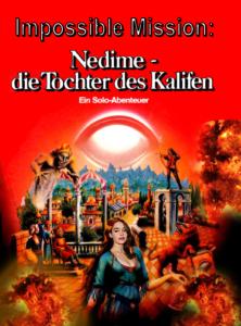 Impossible Mission: Nedime - Die Tochter des Kalifen Filmplakat