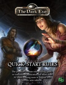 The Dark Eye Quickstarter