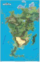 Zusammenstellung der Regionalkarten von Ina Kramer (durch Salaza)