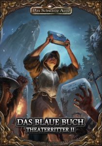 Das blaue Buch Cover
