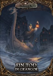 Ein Tod in Grangor Abenteuer-Cover