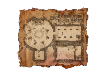 Rechtfertigt diese Karte das Genre 'Dungeonabenteuer'?