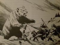 Tatsächlich ist der Bär noch schwerer totzukriegen, als es hier aussieht...