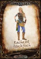 Cover des Heldenwerk-Abenteuers Rache ist Stockfisch