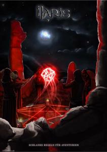 Kultisten beschwören einen roten W20 im fahlen Mondlicht