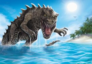 Charypto Rex
