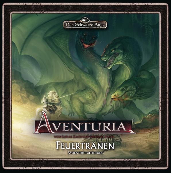 Rezension: Aventuria-Erweiterung Feuertränen