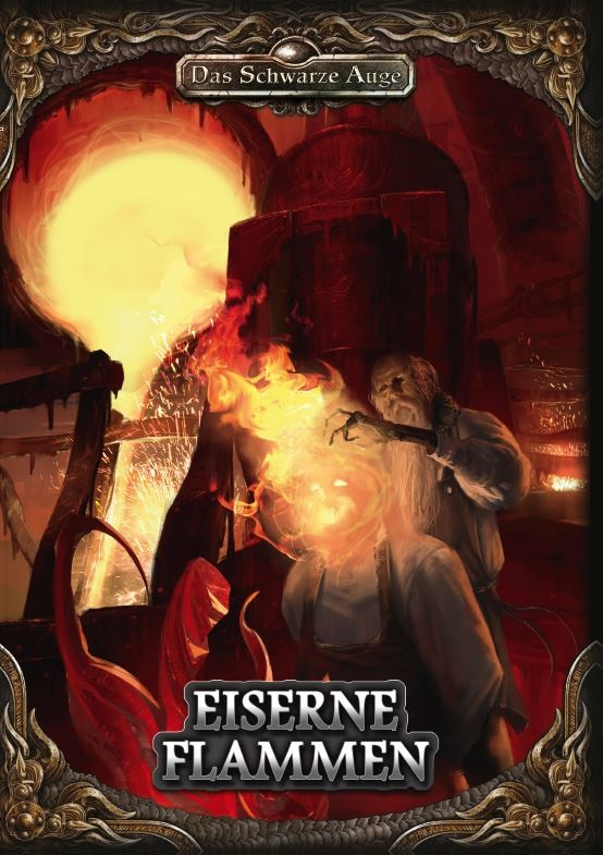 Rezension: Eiserne Flammen