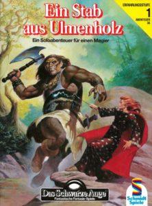 """Cover von A36 """"Ein Stab aus Ulmenholz"""""""