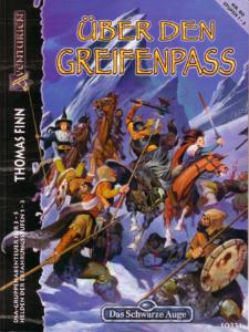 Über den Greifenpass - Cover
