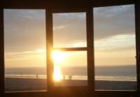 Fensterausblick
