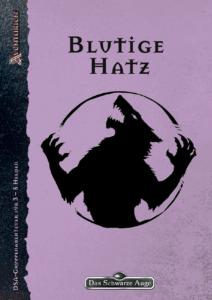 Blutige Hatz - Cover