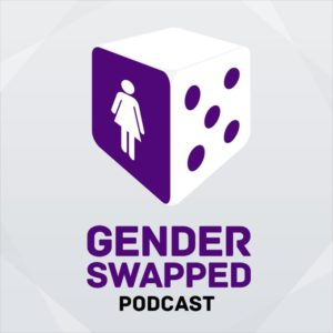 Genderswapped Podcast Logo