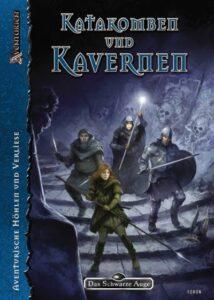 Cover - Katakomben und Kavernen