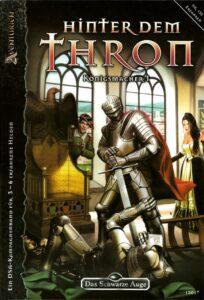 Cover - Hinter dem Thron