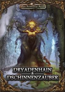Cover - Dryadenhain & Dschinnenzauber