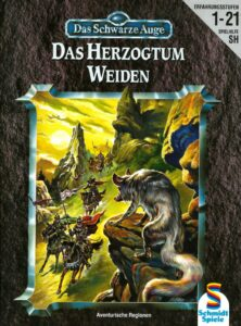 Das Herzogtum Weiden - Cover